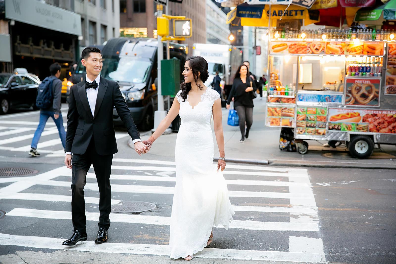 NYC Indian bride